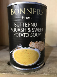 Bonners Butternut Squash & Sweet Potato Soup 400g
