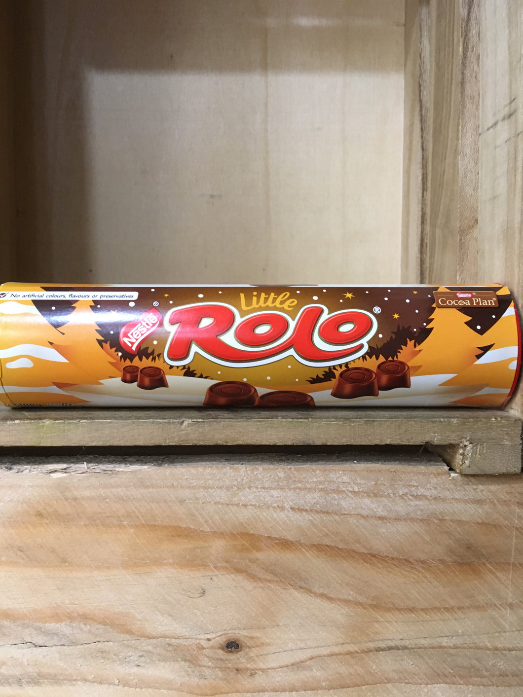 Nestle ROLO Milk Chocolate Giant Tube 100g