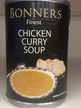 Bonners Chicken Curry Soup 400g