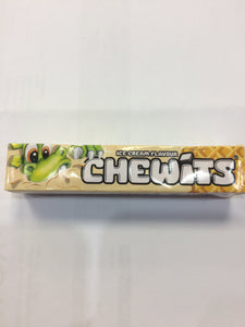 Chewits Ice Cream Flavour Ltd Edition Sweets 30g