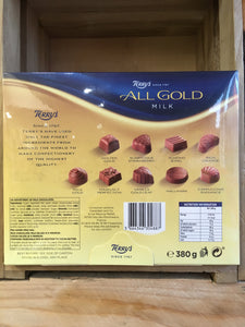 Terry's All Gold Milk Chocolate Box 380g