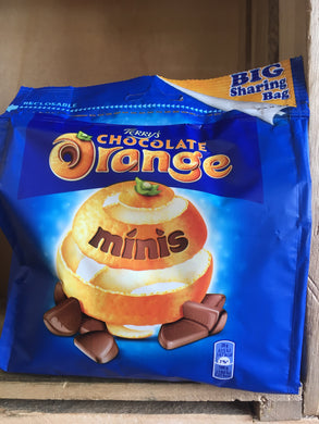 Terry's Milk Chocolate Orange Mini's 262g