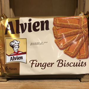 Alvien Finger Biscuits 6x Pack (600g)
