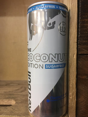 Red Bull Sugarfree The Coconut & Berry Edition 250ml
