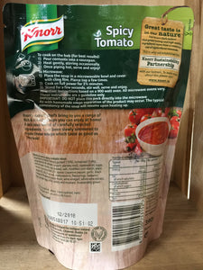 Knorr Spicy Tomato Rich and Hearty 390g
