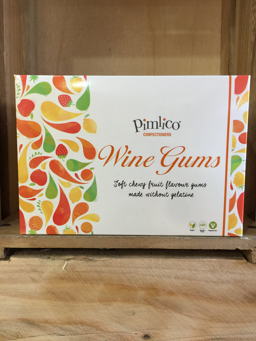 Pimlico Confectioners Wine Gums 200g