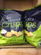2x Carr's Cracker Crisps Sour Cream & Chive Share Bags (2x150g)