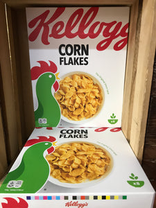 2x Kellogg's Cornflakes Cereal (2x250g)