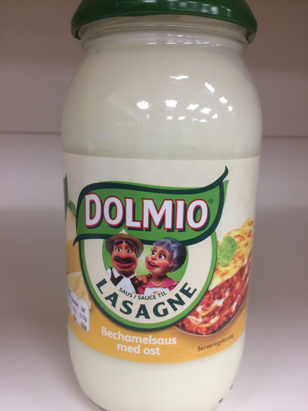 Dolmio Cheesy Lasagne Cooking Sauce 470g