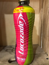 12x Lucozade Sport Fruit Punch (12x500ml)