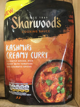 Sharwoods Kashmiri Creamy Curry Cooking Sauce 250g