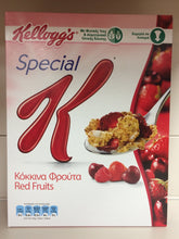Kellogg's Special K Red Fruits Cereal 300g