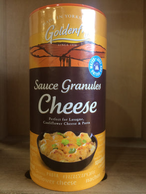 Golden fry Cheese Sauce Granules 250g