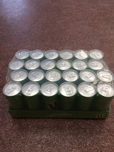 V Guarana Energy Drink Case of 24x 250ml