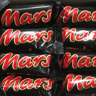 24x Mars Chocolate Snack Size Bars (24x33g)