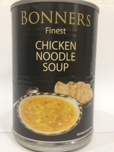 Bonners Finest Chicken Noodle Soup 400g