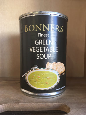 Bonners Green Vegetable Soup 400g