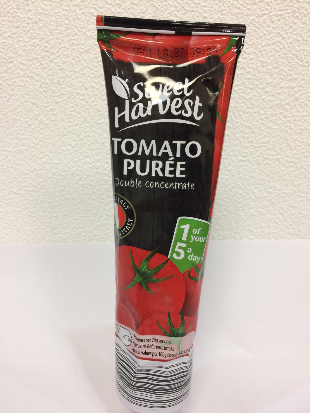 Sweet Harvest Tomato Puree Double Concentrate 200g