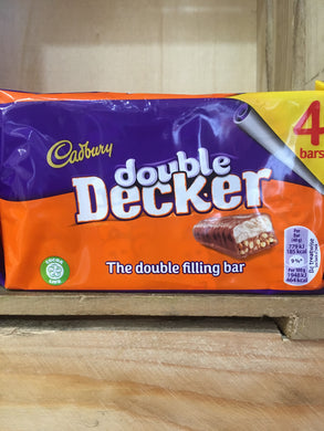 Cadbury Double Decker 4 Pack (4x40g)