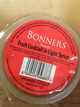 Bonners Finest Fruit Cocktail in Light Syrup 120g