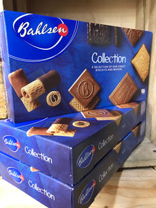 3x Bahlsen Biscuits and Wafers Collection 174g