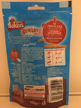 Bakers Rewards Variety Dog Treats 100g