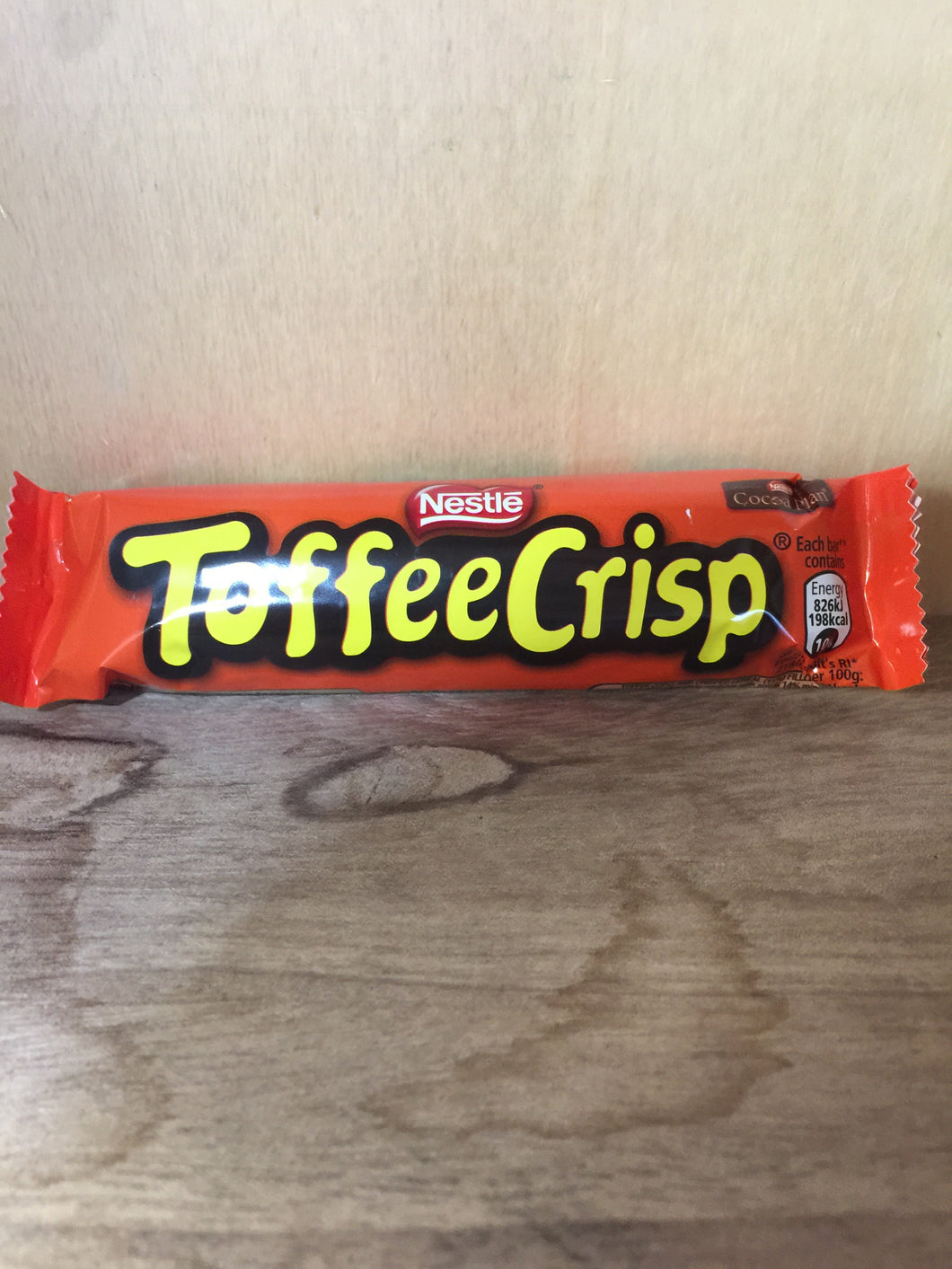 1p Deal of Day Nestle ToffeeCrisp 38g