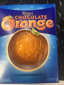 Terry's Chocolate Orange Ball 157g