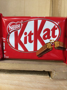 24x Nestle KitKat (24x41.5g Four Finger Bars)