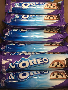 36x Milka Oreo Chocolate Bars (36x37g)