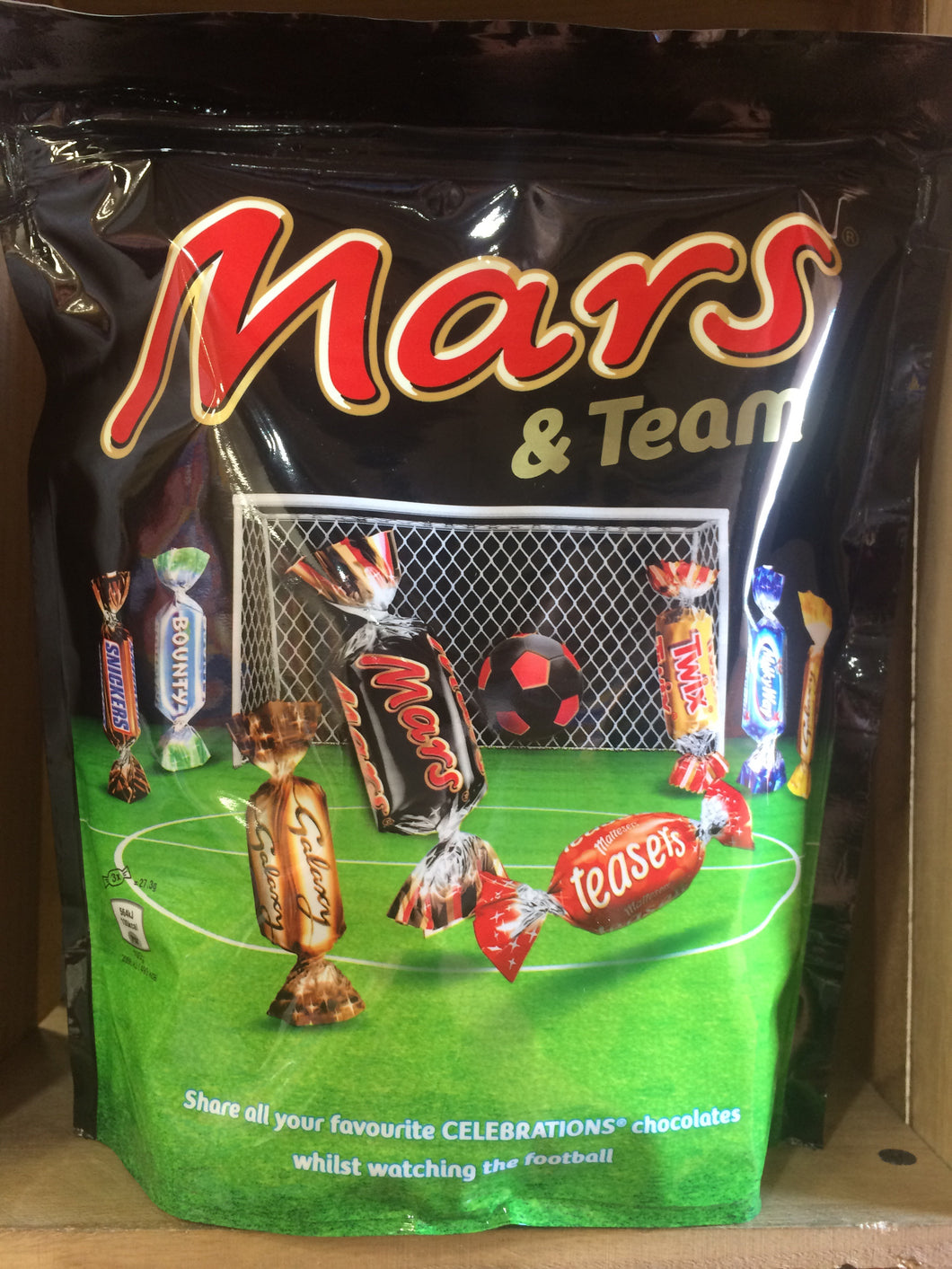 Mars & Team Celebrations Chocolate Mix 450g Pouch