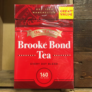 Brooke Bond Tea Every Day Blend 160 bags
