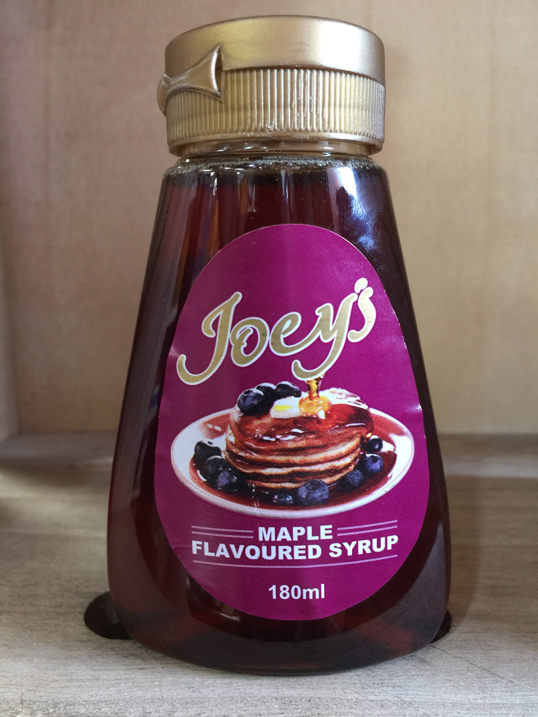 Joey's Maple Flavoured Syrup 180ml