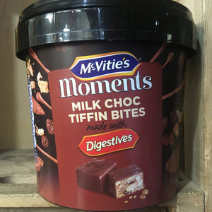 McVitie's Moments Digestives Milk Choc Tiffin Bites 320g