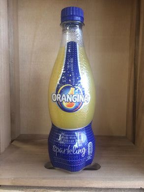 Orangina Sparkling Orange Drink 420ml