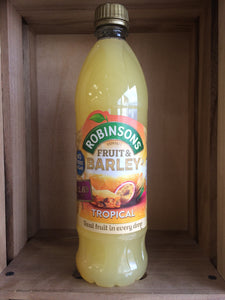 Robinsons Fruit & Barley Tropical 1 litre