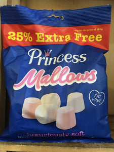 Princess Marsh Mallows 190g