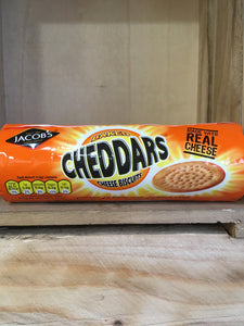 Jacobs Cheddars Original Cheese Biscuits 150g