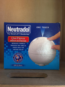 Neutradol Quick Spay Odour Destroyer 50ml