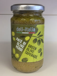 Green Olive Tapenade 190g
