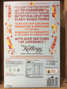Kellogg's No Added Sugar Granola with Apricot & Pumpkin Seeds 570g