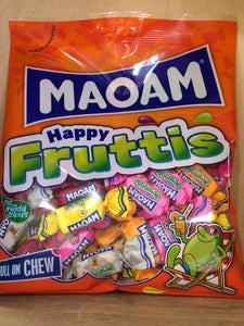 Maoam Happy Fruittis 140g