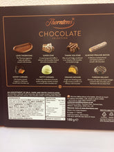 Thorntons Chocolate Selection 189g - Worlds Best Dad