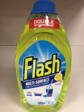 Flash Liquid Gel Lemon 600ml