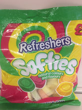 Barratt Refreshers Softies 120G