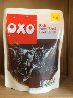 OXO Rich Farm-Bred Beef Stock 320ml