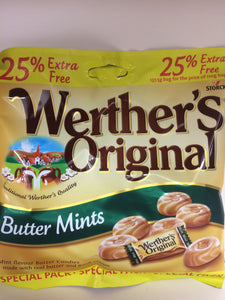 Werther's Original Butter Mints 137.5g