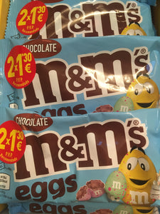 12x M&M's Chocolate Eggs (12x45g)