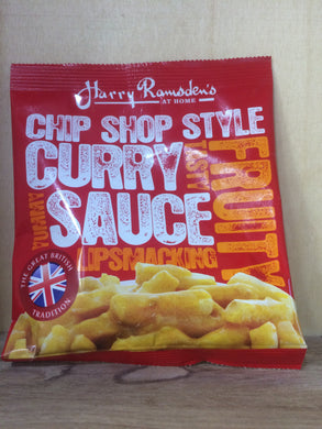 Harry Ramsden's Chip Shop Style Curry Sauce 48g