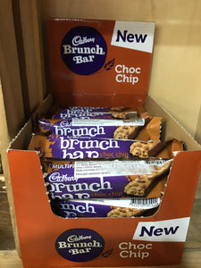 30x Cadbury Brunch Bar Choc Chip (30x32g)